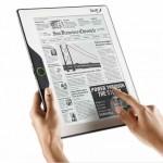 Skiff, l'ebook reader flessibile da 11,5 pollici