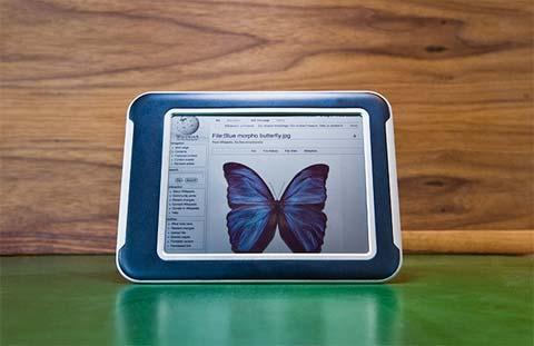Nuovi display a colori da Qualcomm grazie a Mirasol