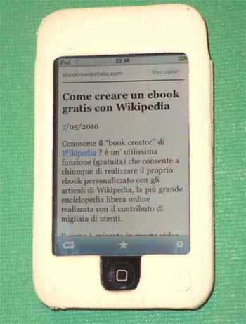 software ebook reader come fare un email