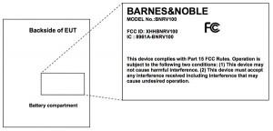 Nook Lite passa la FCC americana