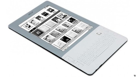 Acer Lumiread L600 ebook reader