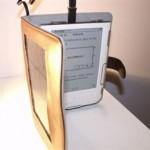BenQ mostra un ebook reader con pannello fotovoltaico integrato
