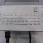 L'ebook reader Acer Lumiread L600, la tastiera occupa 1/3 dello spazio