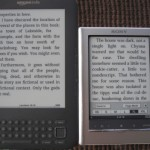 Sony PRS-350, Kindle 3 Wifi a confronto