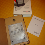 Devo eVreader WT unboxing