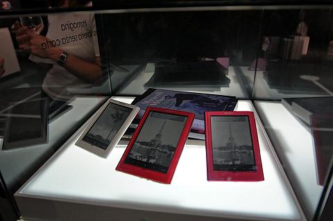 Sony PRS-650/350 al 3D Show Sony di Milano
