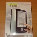 Unboxing Bookeen Cybook Orizon