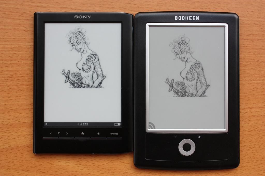 Ebook:Vizplex, Pearl o SiPix?