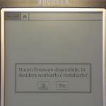 Bookeen aggiorna il firmware dell'Orizon
