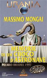 """""""Memorie di un cuoco d'astronave"""" di Massimo Mongai"""
