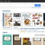 Google Books e la nuova interfaccia