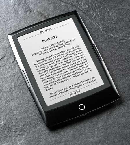 Bookeen presenta il Cybook Odyssey
