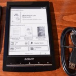 Unboxing del Sony PRS-T1