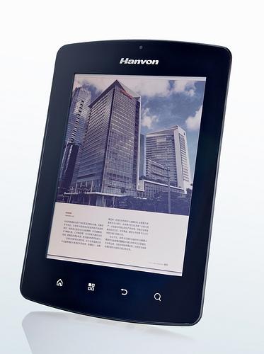 CES 2012: Hanvon e Qualcomm colorano la Cina (e non solo)
