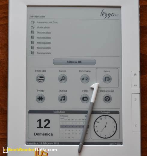 LeggoIBS: l'unboxing del modello da 9,7 pollici Wi-Fi