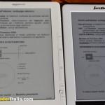 Una dispensa universitaria su Kindle Dx e JetBook Color
