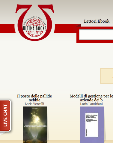 Ebookstore e vendita ebook in Italia