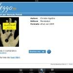 Scheda dell'ebook su LeggoIBS per iPad