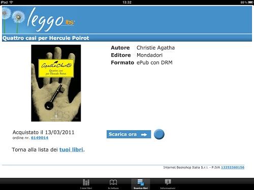 LeggoIBS per iPad