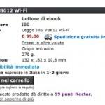 LeggoIBS PB612 Wi-Fi in vendita a 99 euro