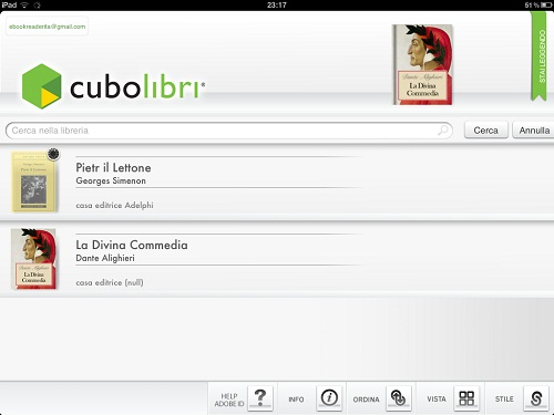 Telecom Italia aggiorna l'applicazione per iPad