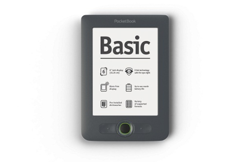 I nuovi ereader di PocketBook