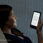 il Bookeen Cybook Odyssey HD FrontLight ha uno schermo illuminato che consente di leggere in condizioni di scarsa illuminazione