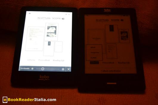 Kobo Glo: l'e-ink illuminato secondo Kobo