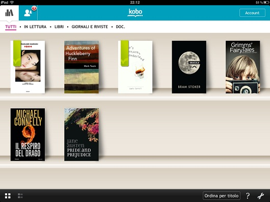 Kobo Touch: prime impressioni del dispositivo targato Mondadori