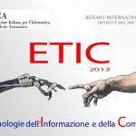 ETIC 2013, bando per tesi di laurea e dottorato su Etica e Tecnologie (TIC)