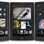 Kobo Arc ha uno schermo da 7 pollici. Basato su Android è integrato nell'ecosistema di servizi internet Kobo Mondadori
