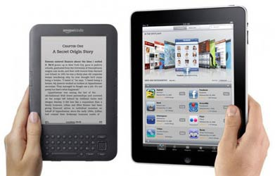 Ereader e tablet vissero insieme (forse) felici e contenti