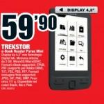 TrekStor Pyrus sul volantino MediaWorld valido dal 13 al 31 dicembre 2012