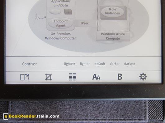Kindle Pdf Viewer: le opzioni di personalizzazione dei documenti Pdf