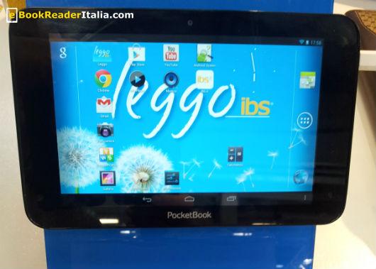 LeggoIBS SurfPad HD è un tablet da 7 pollici. Viene fornito con  Android v. 4.1.1