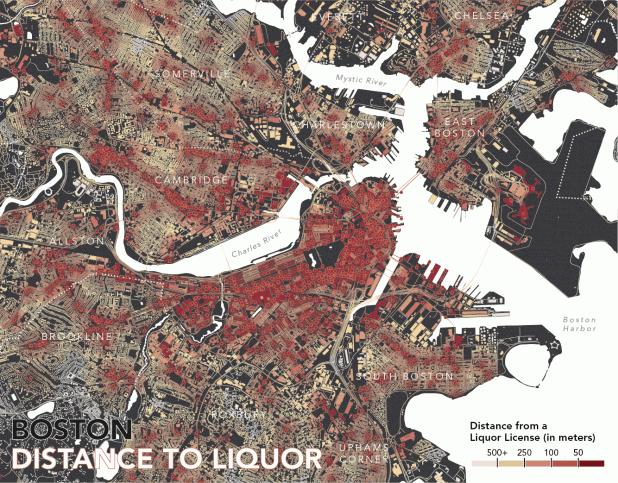 La cartografia è morta?
