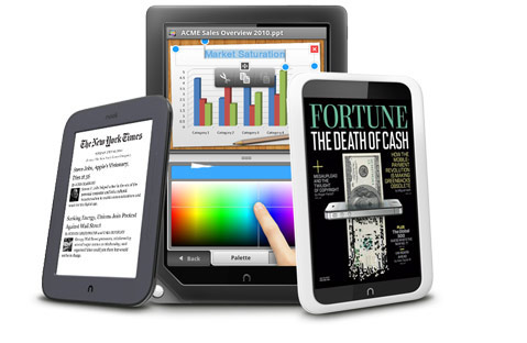 Barnes&Noble dice addio ai tablet Nook