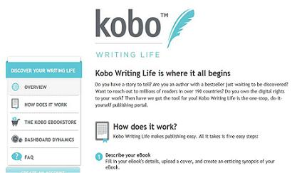 "Da Kobo spira un vento di ""self-publishing news"""