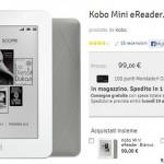 Prezzo pazzo per il Kobo Mini - ora sceso a 49 euro!