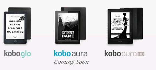 Nuovo Kobo Aura