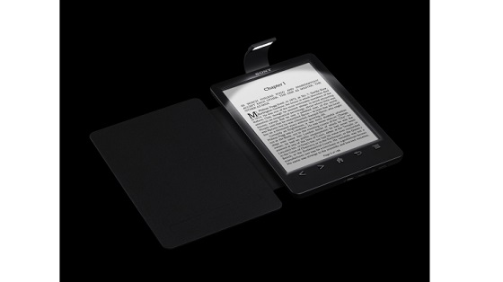 Clip per Sony PRS-T3 luminosa per leggere al buio