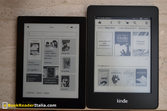 how to read kobo books on kindle paperwhite