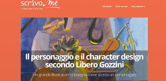 Scrivo.Me - la piattaforma Pop Publishing di Mondadori