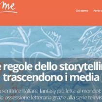 Mondadori inaugura scrivo.me, la piattaforma di scrittura e pop-publishing