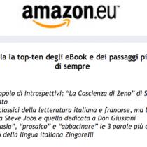 I dati Amazon sulle sottolineature ebook: osservazioni di Gino Roncaglia