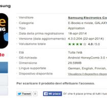 1 ebook gratis a maggio con Kindle per Samsung