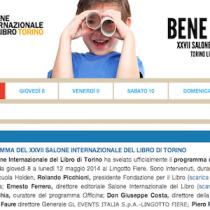 Presentato il programma del Salone del Libro Torino #SalTO14