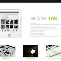Onyx Boox T68: anteprima video dal Salone del Libro [ #SalTO14 ]