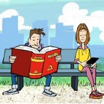 I Love eBook (vignetta 3 – videoanimazione)