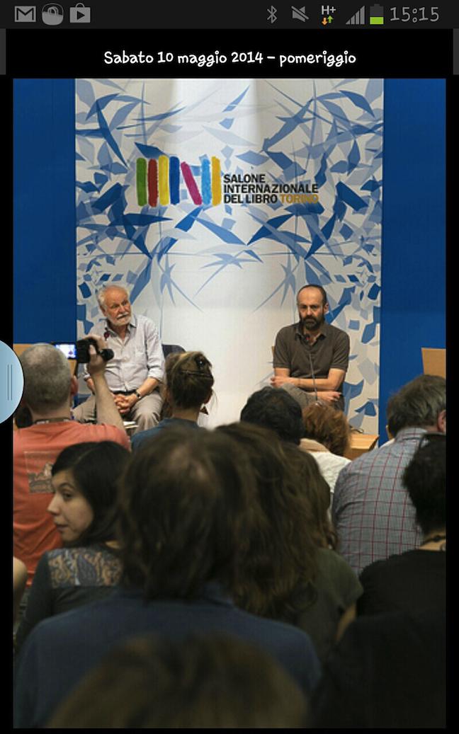"""La presentazione di """"I buoni"""" al Salone del Libro di Torino #SalTO14"""